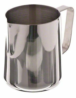 Update International EP-33 Stainless Steel Frothing Pitcher, 33-Ounce