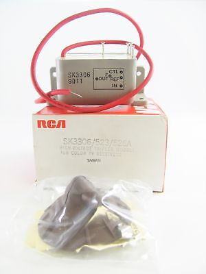 RCA SK3306 - 5-Step Silicon Tripler w/Internal Focus Divider Network, NOS