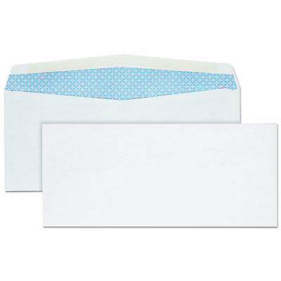Quality Park Business Envelope #10 4 1/8 x 9 1/2 White 500/Box 90030