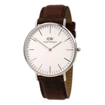 original daniel wellington classic black sheffield rose. Black Bedroom Furniture Sets. Home Design Ideas