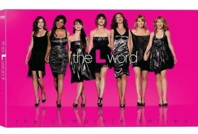 The L Word Complete Series Seasons 1 2 3 4 5 6 DVD Box Set