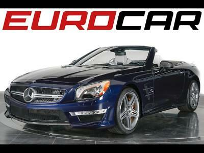 2015 Mercedes-Benz SL-Class SL63 AMG ($172,755.00 MSRP) 2015 Mercedes-Benz SL 63 AMG - $172,755.00 MSRP, Rare Ceramic Brake Option