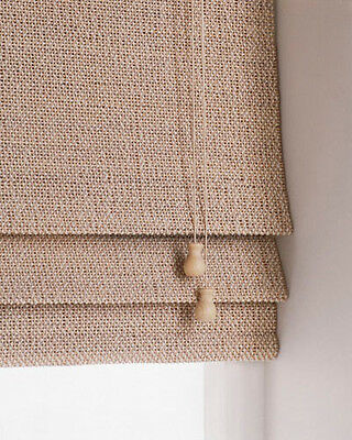 Block Out Roman Blinds Custom Made To You Size -