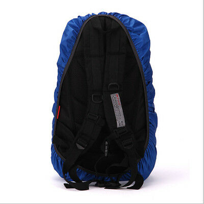 New 35L Portable Waterproof Dust Rain Cover For Travel Camping Backpack 2017