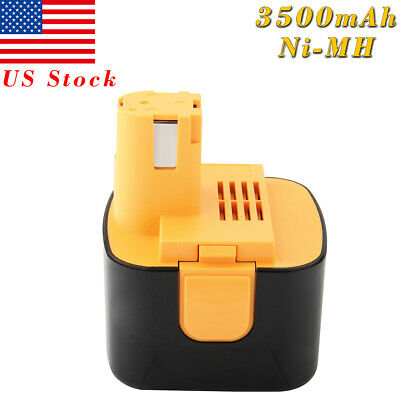 3.0Ah 12V Ni-MH Battery For Panasonic EY9001 EY9101 EY9106 EY9107 EY9108 EY9201