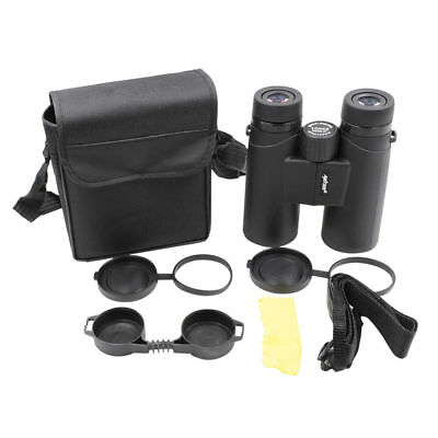 10x42 Zoom Binoculars Telescope Outdoor Night Vision for Camping Hunting + Case