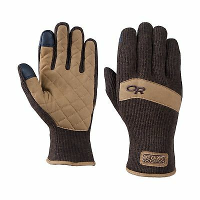 Outdoor Research Exit Sensor Gloves Earth Winterhandschuh Touchscreen Kompatibel