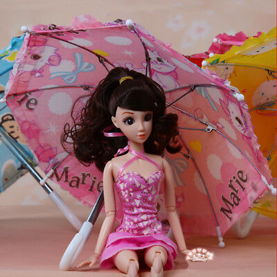1pcs Colorful Umbrella Toy For Barbie Doll Gift Doll Accessories