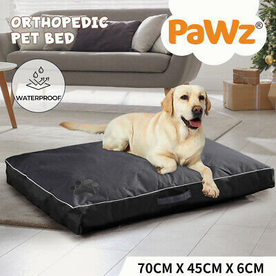 PaWz Pet Bed Mattress Dog Cat Pad Mat Summer Winter Cushion Pillow Soft Washable