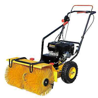 Sweeper  Broom Motorized