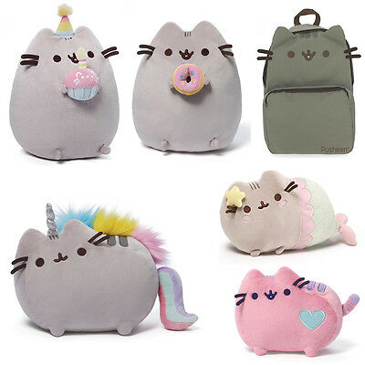 New Pusheen Cat Plush Animal Toy Pillow Christmas Presents For Children Hot