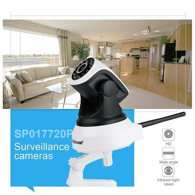 Sricam 1280*720 Security IP Camera Waterproof Wireles Motion Detection Lot GH