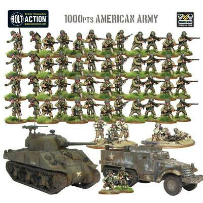 Bolt Action: American Starter Army