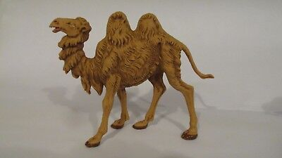 "Vintage 1983 Fontanini Depose Italy 4""-5"" Standing Camel Nativity Figure"
