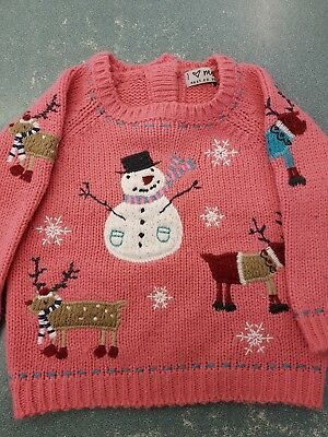 next xmas jumper 12-18 month