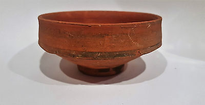Ancient Roman Red-Ware Dish