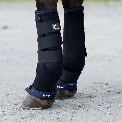Horze Post Exercise Recovery Stable Front Boots PRO Pony Cob & Horse Sizes