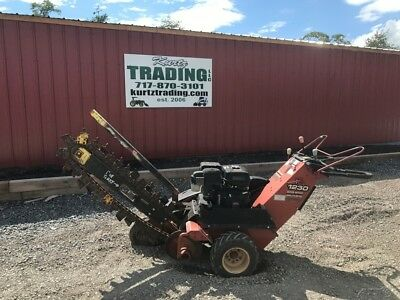 2004 Ditch Witch 1230 Self Propelled Trencher!