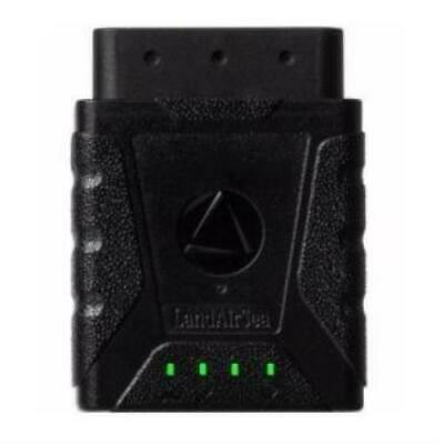 SilverCloud SYNC Real Time GPS Tracker OBD Vehicle Fleet and Family Tracking