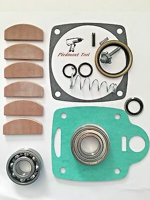 Ingersoll Rand Tune-Up Kit w/Bearings For IR Impact Model 295A, Part # 295A-TK1