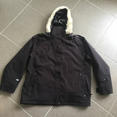 Womens Cartel Snow Jacket, Size 24 Like New Paid $369.95