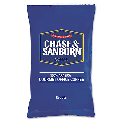 Chase & Sanborn Coffee Regular 1.25oz Packets 42/Box 32410