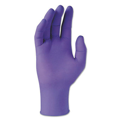 Kimberly-Clark Professional* PURPLE NITRILE Exam Gloves X-Large Purple 90/Box