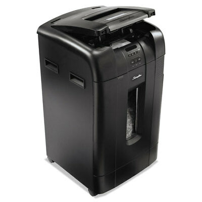 SWINGLINE Stack-and-Shred 750M Auto Feed Micro-Cut Shredder, 750 Sheet Capacity