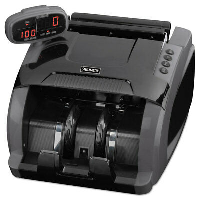 STEELMASTER 4800 Currency Counter, 1080 Bills/Min, 9 1/2 x 11 1/2 x 8 3/4,