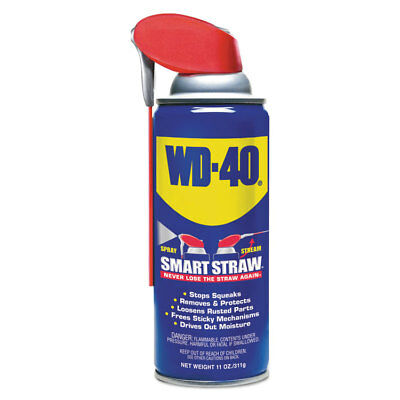 WD-40 Company Smart Straw Spray Lubricant, 11 oz Aerosol Can 490040EA