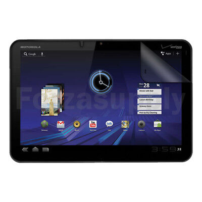 NEW HOT! LCD Ultra Clear HD Screen Protector for Android Motorola Xoom Tab 10.1""