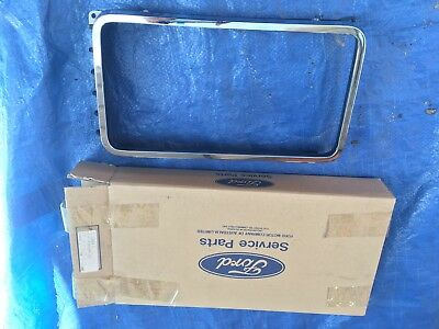 Ford Fairmont Gxl Xc Genuine Nos New Old Stock Headlight Grill Surround