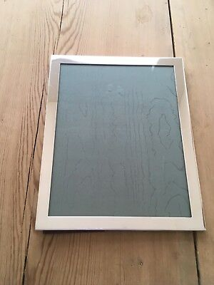 """Chic, Classic Vintage Tiffany Sterling Silver Frame 8""""x10"""""""
