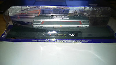 SNCF CLASS BB 22200 Nscale Model Locomotives of the World issue 13