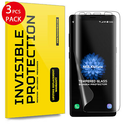 TAGGSHIELD [Full Coverage] SCREEN PROTECTOR FILM FOR Samsung Galaxy Note 8