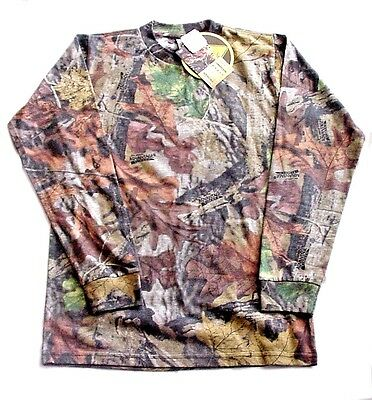 Lot Of 4 Is $14.00  Youth  Realtree L/s Camo T-Shirts  Large ,medium, X Large