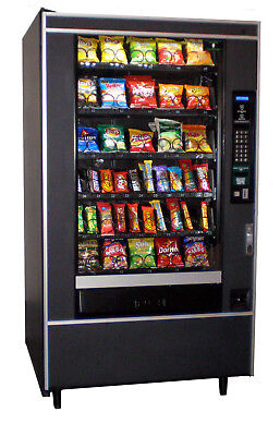 Crane National 147 Snack Vending Machine used refurbished free shipping