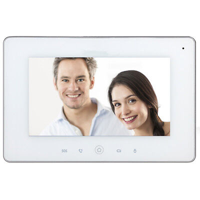 DAHUA Residential IP Intercom Monitor with WiFi (White) VTH5221DW (OEM)