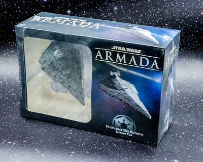 Star Wars Armada Game Victory-Class Destroyer Expansion - New - Aus Stock