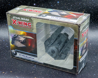 Star Wars X-Wing Miniatures Game VT-49 Decimator Expansion
