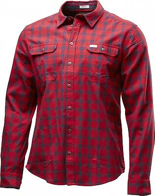 Lundhags Flanell Shirt Outdoorhemd (red)