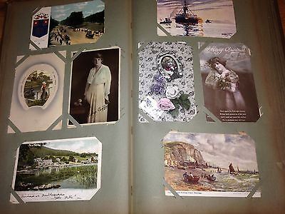 Old vintage post cards collectable very old collection