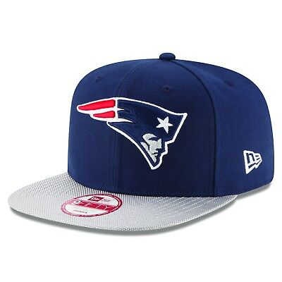 Adults S/M New England Patriots 16 On Field New Era 9FIFTY Snapback Cap M164