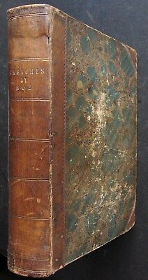 Charles Dickens, Sketches By Boz, 1st Single Volume Edition 1839