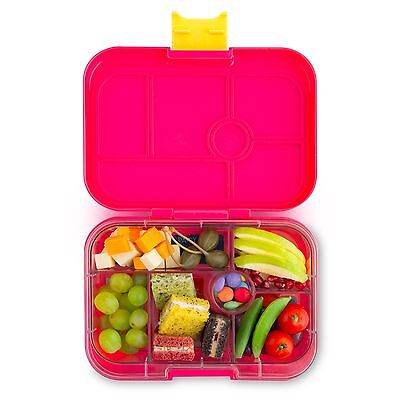 Yumbox Classic - Kawaii Pink.  Leakproof, bento, lunchbox, suitable - 0-8 years