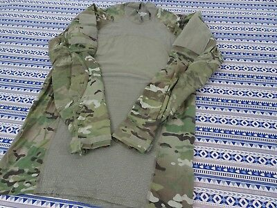Multicam Army Combat Shirt - Size X-Small
