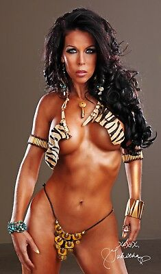 Tabitha Stevens Autographed 8x10 Photo AUTHENTIC w/ COA and Personalized!