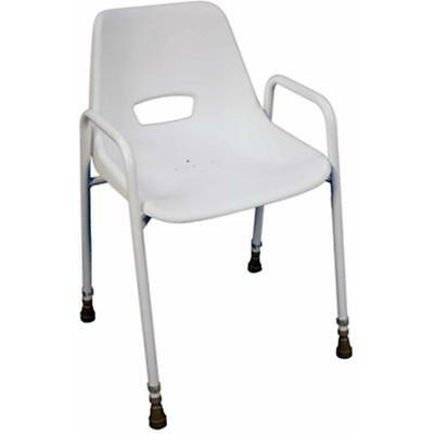 Aidapt Milton Height Adjustable Stackable Portable Shower Chair (Version 1)