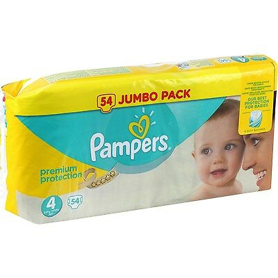 Pampers Couches taille 4 : 8-16 kg