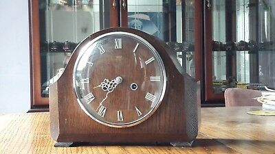 Smiths of Enfield mantle clock in good condition